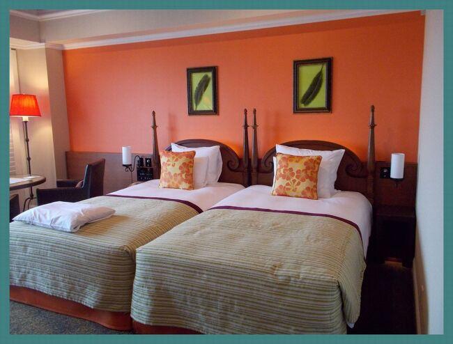 夏バカンス沖縄2014(4)ホテル日航アリビラ真夏のプール・ビーチ、ディナーはりゅうきゅうマルシェ