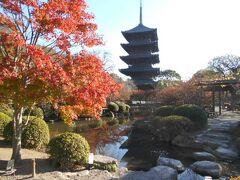 二都物語りその3京都御所、西本願寺、三十三間堂、東寺(2020年11月30日から12月5日)