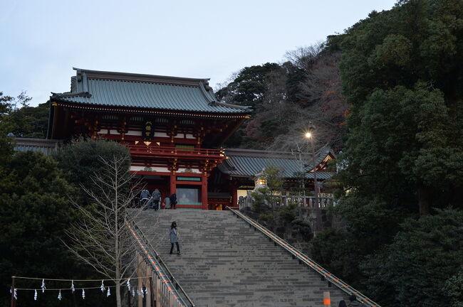 電車で鎌倉を散歩しました。
