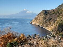 2020年年末年始 ~富士山と夕陽を楽しむ西伊豆ドライブ~