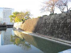 100名城を行く(駿府城)