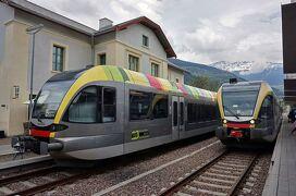 南ドイツ・北イタリア鉄道の旅(その4 ボルツァーノからローカル線でマッレス・ヴェノスタとメラーノへ)