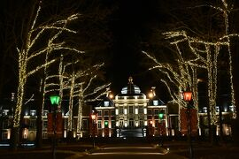 おばぁのクリスマス in ハウステンボス I・Kタウン