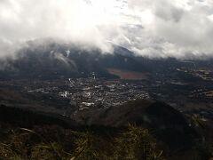 箱根外輪山へ