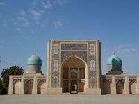 ウズベキスタン旅行⑤(タシケントで昼散歩)