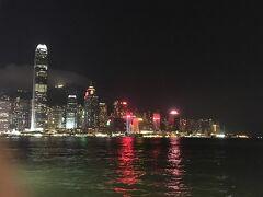 2018年5月 1泊2日香港