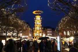 大聖堂のマインツ、温泉のヴィースバーデン☆クリスマス市巡りの旅ダイジェスト・ドイツ編3