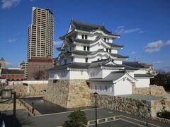 兵庫県の三つの城と初詣を兼ねて気ままにぶらり旅