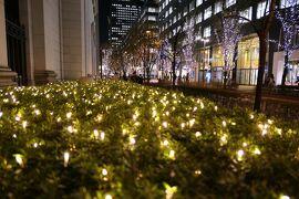 初冬の東京旅♪ Vol.14 ☆丸の内仲通り:美しいクリスマスイルミネーション♪