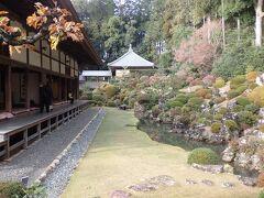バイクで伊勢神宮初詣 浜松・龍胆寺へ寄りました。