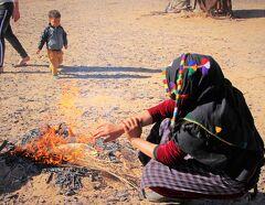 大和撫子は見た!ベルベル・ピザの秘密☆サハラの料理教室【アダルト娘と旅するモロッコ-10(Sahara Nomad 居候-2)】