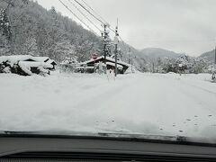 雪が見たくなって飛騨高山へ~~