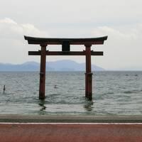 2020年8月琵琶湖 SUPレッスン