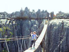 マダガスカルの旅 第5日目 ベクパカ滞在(ベマラハ国立公園)