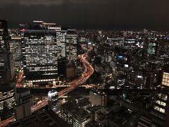 都心に泊まる。マンダリンオリエンタル東京。