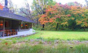 裏磐梯で紅葉狩り(2)~2度目のステイ  秋色の《ホテリ・アアルト》