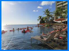 ハワイ満喫2013(1)JAL ビジネスクラスでホノルル シェラトンワイキキ へ