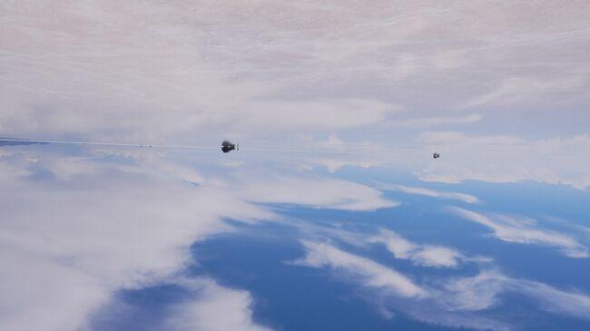 新年ボリビア旅~4.ついに念願のウユニ塩湖 2日目は..晴れて最高~