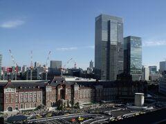 2012年 改築なった東京駅界隈を歩く