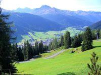 11.スイス鉄道の旅 (記録) 6日目:スイス東部の保養地ダボス