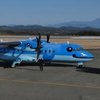 所用で久々に熊本、天草へ【2】所用の付き合いの合間に、みぞかに逢いにすぐ行く天草空港