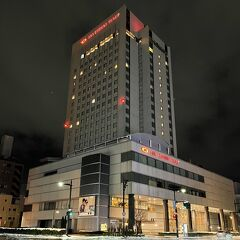 ANAクラウンプラザホテル富山 宿泊記 ★ANAの高級シティホテルブランド★