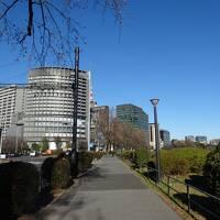 密を避け、ホテルから半蔵門の眺望を楽しむ【親子で東京往復記2020年12月編その1】