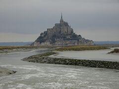 フランス モン・サン=ミシェルを目指して ⑥モンサンミッシェル