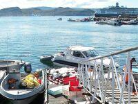 2016年7月 クルーズ船で巡るぶらり街角散歩 グリーンランドのカコルトック Qaqortoq