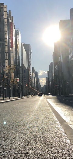 Tokyo Stay365(2nd weekその2銀座にチェックイン)