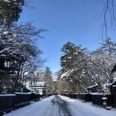 【2020年秋田】田沢湖&新玉川温泉と雪の角館2/2 雪の角館編