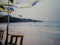 タイ、バンコク、サメット島、ノーンカーイにて