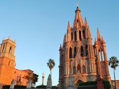 メヒコ最初の訪問地は大人の映え街 サン・ミゲル・デ・アジェンデ