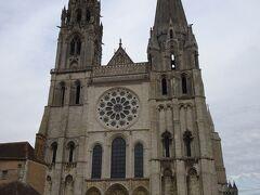 フランス モン・サン=ミシェルを目指して ⑦シャルトル(Chartres)