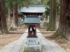 松が明けてしまいましたが、河口浅間神社へ初詣へ行ってきました。