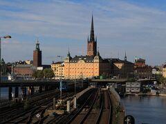 シニア夫婦2回目の北欧、バルト7カ国ゆっくり旅行25日 (8)ベルゲンからストックホルムに移動しました(9月27日)