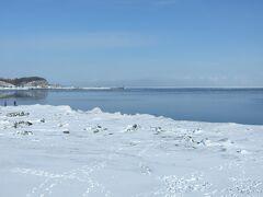 冬の北海道ノロッコ号とガリンコ号