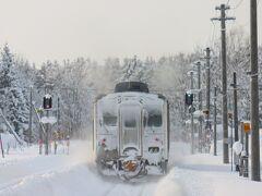 きた北海道フリーパスで行く真冬の宗谷本線、入場券集めの旅 2日目:宗谷本線を反復横跳び【鉄道旅行】