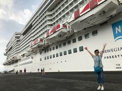 2017年8月 地中海クルーズ・ノルウェージャンエピック (2) リボルノ港&カンヌ