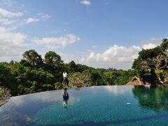 バリ&ウブドで海も山も楽しむの旅 その3 ウブド ホテル編