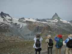 スイス花とハイキングの旅 ゴルナーグラートからリッフェル湖、クラインマッターホルン
