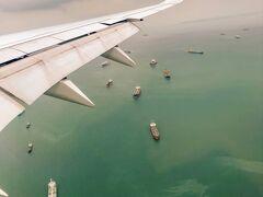 2020年リベンジ香港(を経由して)シンガポールへ (では新嘉坡へ飛びます)