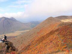 九重・大船山の紅葉を見に行ってみました