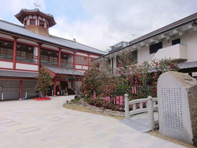 旅程 : 2020年12月30日 18時30分 ~ 12月31日 11時<br />愛媛県 道後温泉 <br />    オールドイングランド 道後山の手ホテル<br />