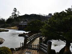 彦根城の名庭園、玄宮園と楽々園