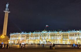 2019年年末旅行 冬のサンクトペテルブルク その2(12月29日)