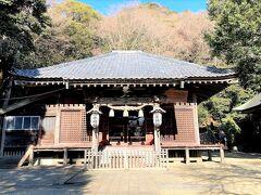 神武天皇朝に創建された高来神社から高麗山山頂へ(大磯町)