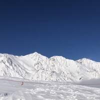 海外旅行だけでなく国内スキーも行くよ♪ 2021年1月・八方尾根の巻