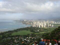 オアフ島+ハワイ島の旅 2日目