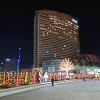 ヒルトン福岡シーホーク宿泊とドームとイーゾ福岡へ行ってきました